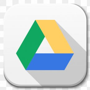 Apps Google Drive - Square Triangle Logo Brand PNG