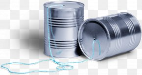 Tin Can Telephone Stock Photography Royalty-free PNG