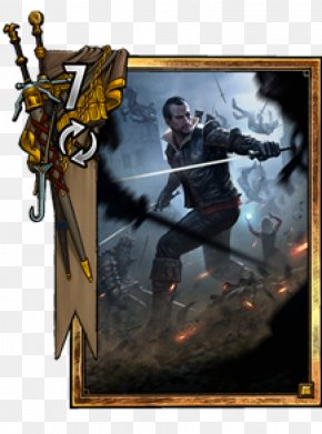 Gwent: The Witcher Card Game Geralt Of Rivia The Witcher 3: Wild Hunt – Blood And Wine The Witcher 2: Assassins Of Kings CD Projekt PNG