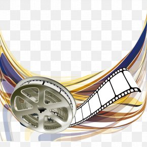 Cinema Creative - Photographic Film Footage PNG