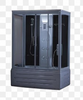 Rectangular Luxury Overall Shower Room - Shower Bathtub Bathing Bathroom Glass PNG