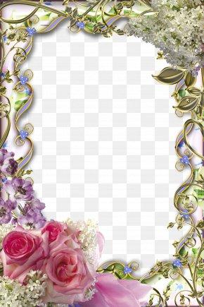 Mood Frame Pictures - Flower PNG