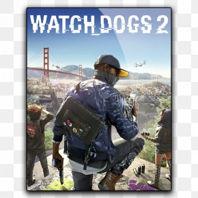 Watch Dogs 2 - Watch Dogs 2 PlayStation 4 Video Game PNG