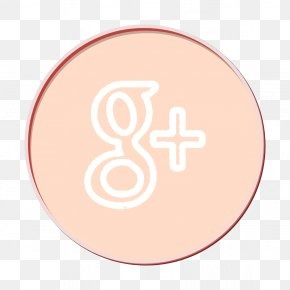 Peach Beige - Circle Icon Google Icon Outline Icon PNG