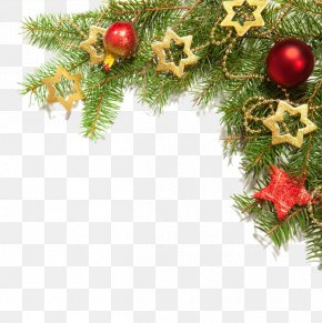 Christmas Tree Decoration Pentagram - Christmas Decoration Christmas Ornament Christmas Tree Clip Art PNG