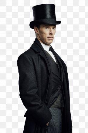 Benedict Cumberbatch Transparent Picture - Benedict Cumberbatch The Abominable Bride Sherlock Holmes Doctor Watson Baker Street PNG