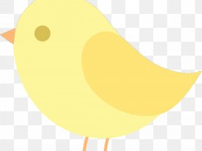 Canary Pennant - Clip Art For Summer Openclipart Bird Free Content PNG