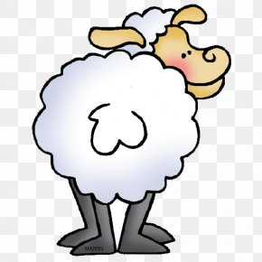 Sheep - Parable Of The Lost Sheep Goat Clip Art PNG
