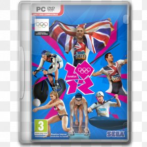London 2012 The Official Video Game Of The Olympic Games - Recreation Video Game Software Team Sport Sports Action Figure PNG