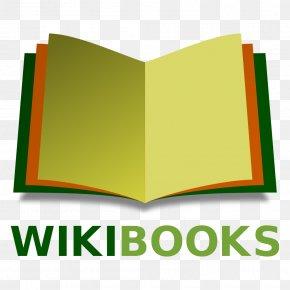 Open Book - Wikimedia Project Wikibooks Logo Wikimedia Foundation PNG