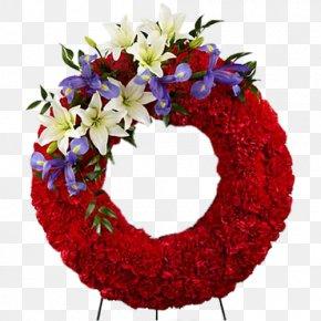 Corona - Flower Bouquet Floristry Wreath Funeral PNG