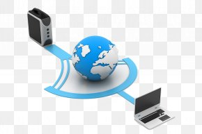 Global Information Sharing Network - Internet Computer Network Download Information PNG