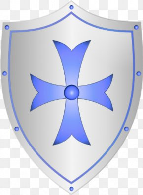 Shield - Shield Middle Ages Knight Sword Clip Art PNG