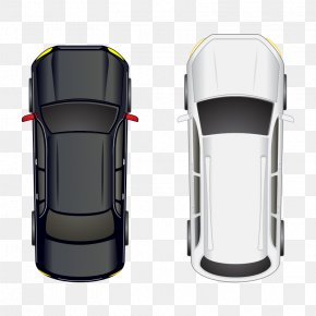 Top View,Plan View - Car Automobile Roof PNG
