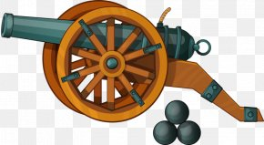 Ancient Artillery - Artillery Firearm Cannon Gun Barrel PNG