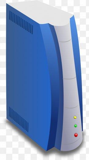 White Server - Server Clip Art PNG