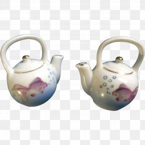 Tea Pot - Teapot Salt And Pepper Shakers Tableware Kettle Porcelain PNG