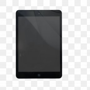 Black Cell Phone - Smartphone Tablet Computer Display Device Multimedia PNG