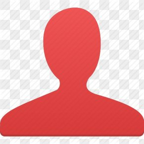 Icon Image Free Person Red - User Icon Design Clip Art PNG
