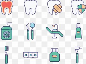 Toothbrush Treatment Of Dental Pain - Dentistry Toothbrush PNG