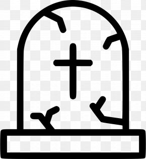 Cemetery - Headstone Clip Art Cemetery Rest In Peace Grave PNG