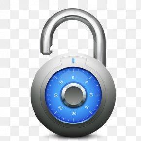 Unlock - Padlock Hardware Accessory PNG