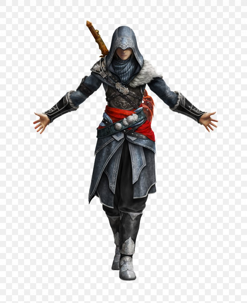 Assassin's Creed III Final Fantasy XIII-2 Final Fantasy XV Assassin's Creed: Revelations, PNG, 834x1024px, Assassin S Creed, Action Figure, Assassin S Creed Iii, Assassins, Clothing Download Free
