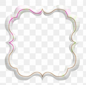 Beautiful Love - Picture Frames Borders And Frames Clip Art PNG