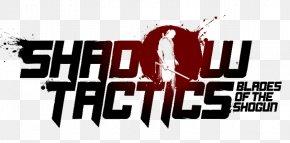 Tactics - Shadow Tactics: Blades Of The Shogun Steam Logo Product Brand PNG