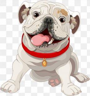 Cute Dog - French Bulldog Puppy Illustration PNG