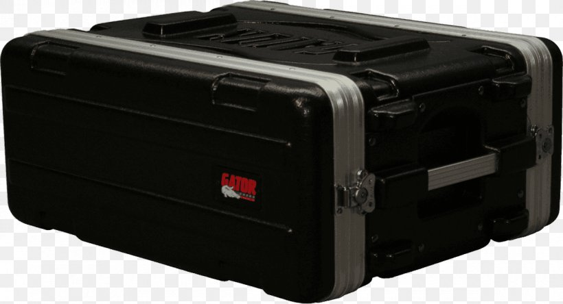 Gator Rack Gator Cases, Inc. 19-inch Rack Gator Shallow Rack Case Gator Cases GL-LCD Lightweight LCD Case, PNG, 1200x650px, 19inch Rack, Automotive Exterior, Hardware, Microphone, Professional Audio Download Free