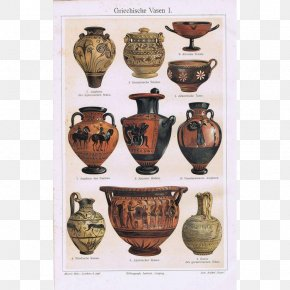 Greece - Pottery Of Ancient Greece Ancient History Ancient Greek Art PNG