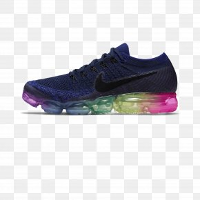 Blue White Vans Shoes For Women - Nike Air Vapormax Flyknit Betrue Nike Air VaporMax 2 Men's Flyknit Sports Shoes Nike Air VaporMax Flyknit 2 Women's PNG