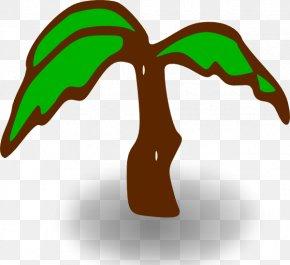 Palm Tree - Arecaceae Map Symbolization Clip Art PNG