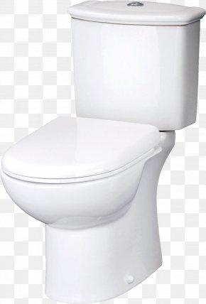 Toilet - Toilet Seat Flush Toilet Bidet Bathroom PNG