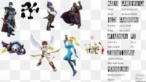 Super Smash Bros. Melee - Super Smash Bros. Brawl Super Smash Bros. Melee Super Smash Bros. For Nintendo 3DS And Wii U PNG