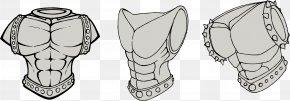 Armour - Plate Armour Body Armor Clip Art PNG