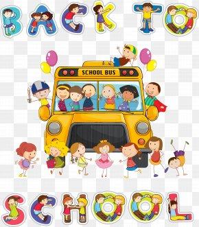 Bus - School Royalty-free Clip Art PNG