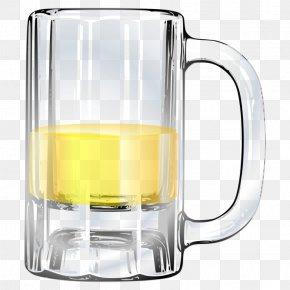 Beer Stein Clipart - Beer Glasses Mug Saint Patrick's Day Clip Art PNG