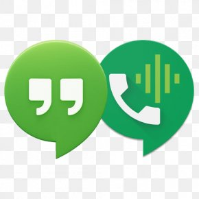 Android - Google Hangouts Google Voice Mobile Phones Android Dialer PNG