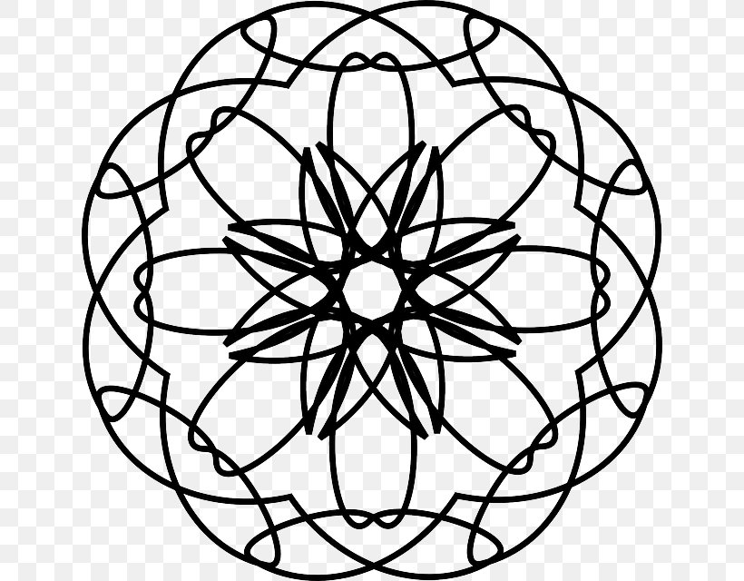 Tachi Skin Care Ornament, PNG, 640x640px, Tachi Skin Care, Area, Black And White, Decorative Arts, Line Art Download Free