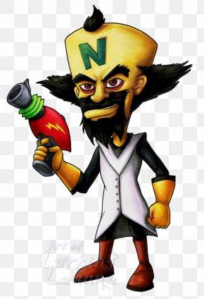 Crash Bandicoot - Crash Twinsanity Crash Team Racing Crash Bandicoot: The Wrath Of Cortex PlayStation 2 Doctor Neo Cortex PNG
