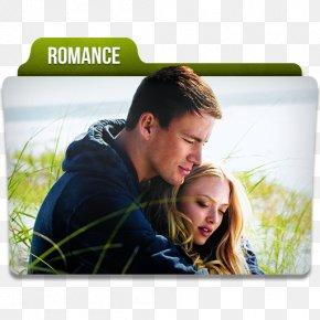 Romance Film - Amanda Seyfried Channing Tatum Dear John Titanic Film PNG