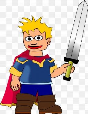 Cartoon - Sword Weapon Clip Art PNG
