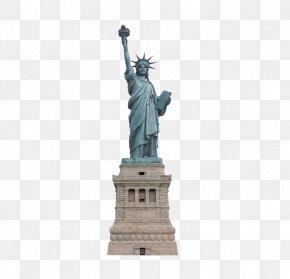 Statue Of Liberty - Statue Of Liberty Clip Art PNG