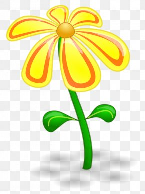 Flower Design Images - Flower Yellow Clip Art PNG
