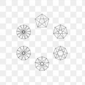 Shape - Sacred Geometry Shape Line Symbol PNG