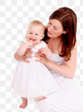 Mom With Baby - Infant Mother PNG