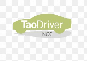 Taxi Driving - Logo Brand Product Design Green PNG