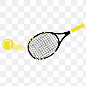 Vector Tennis - Tennis Racket Euclidean Vector Badminton PNG